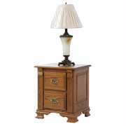 Journeys End 2 Drawer Nightstand