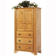 Journeys End Armoire