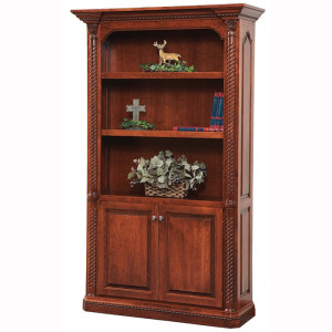Lexington Bookcase Doors