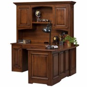 Liberty Classic Corner Desk Hutch