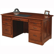 Liberty Classic Executive Desk