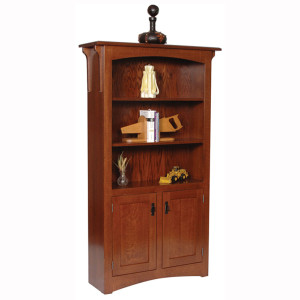 Lincoln Bookcase Doors