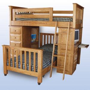 Loft Bed Combo