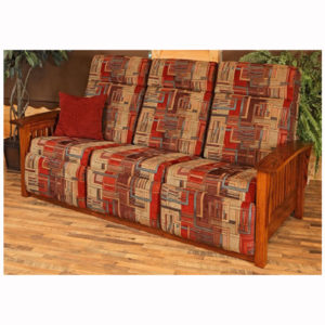 Mission Sofa Recliner Wall Hugger
