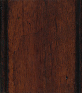 New Carr Portabella Cherry Distress stain sample