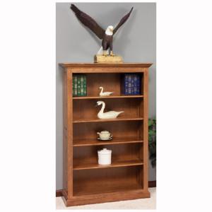 Raised Panel Bookcase