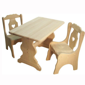 Rectangle Childs Table