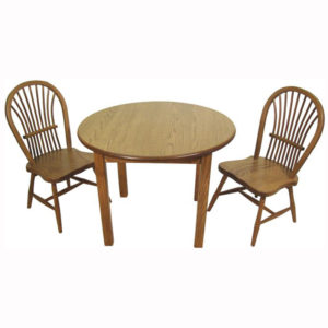 Round Childs Table