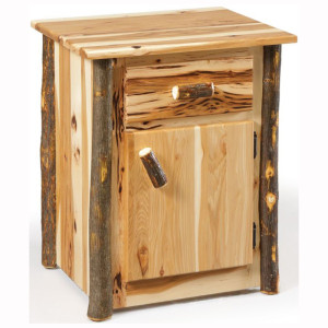 Rustic Nightstand Door