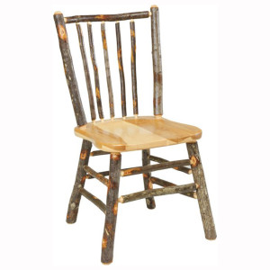 Rustic Stick Back Dining Chair