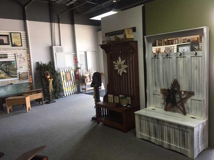 Showroom Home Wood Furniture
