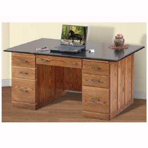 Sierra Deluxe Executive Desk