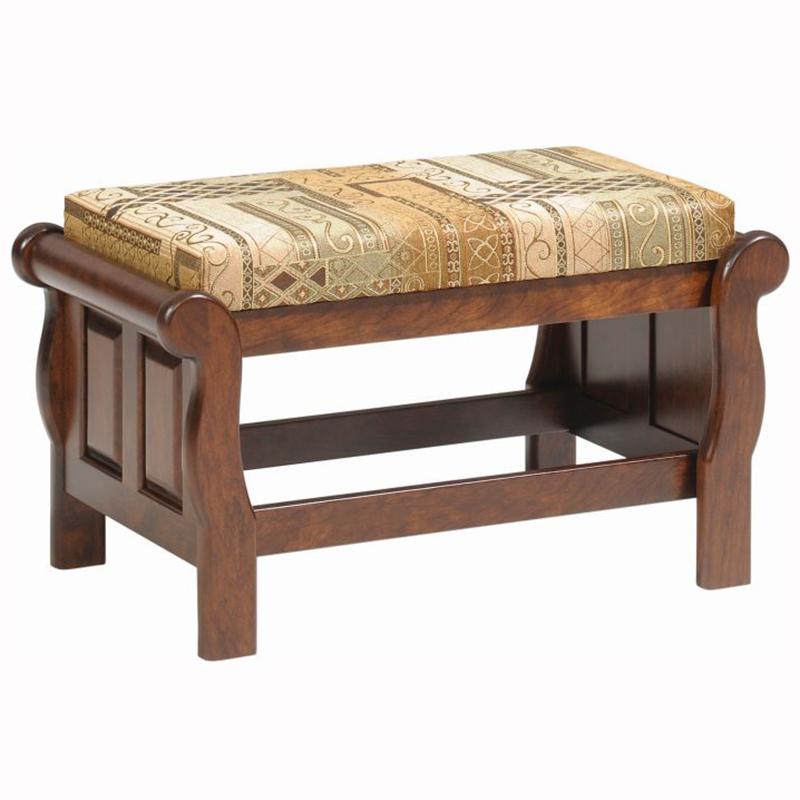 Sleigh Coffee Table Home Wood Furniture