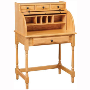 Small Student Rolltop Desk