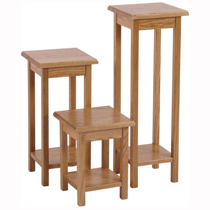 Square Plant Stands