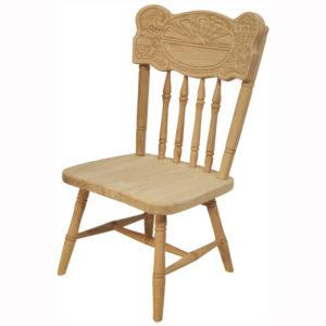 Sunburst Childs Chair