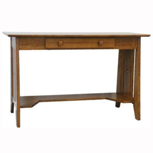 Tempe Mission Rectangular Library Table Drawer
