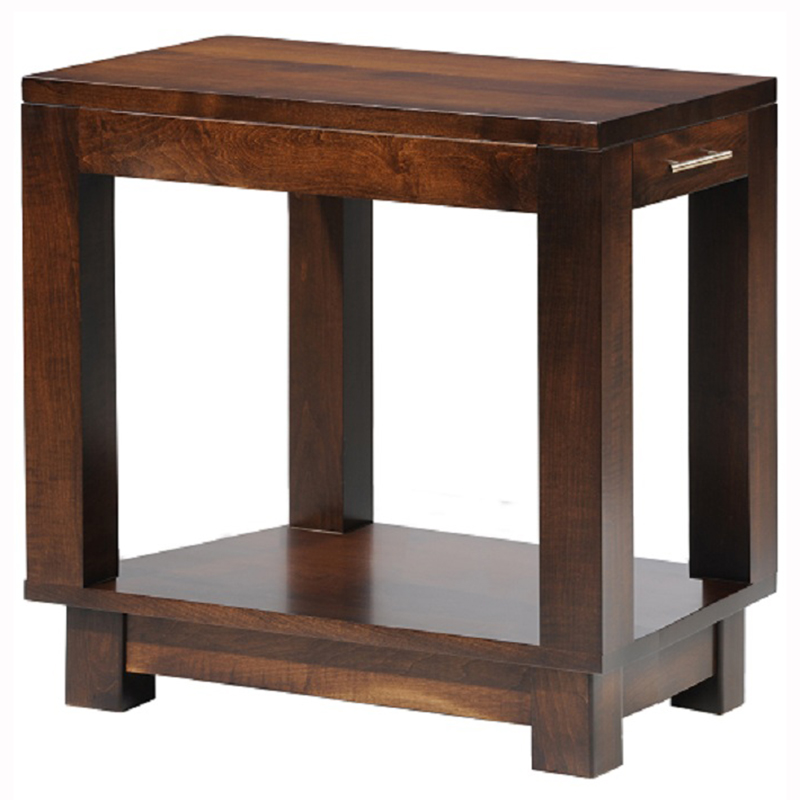Urban Square Coffee Table Home Wood Furniture