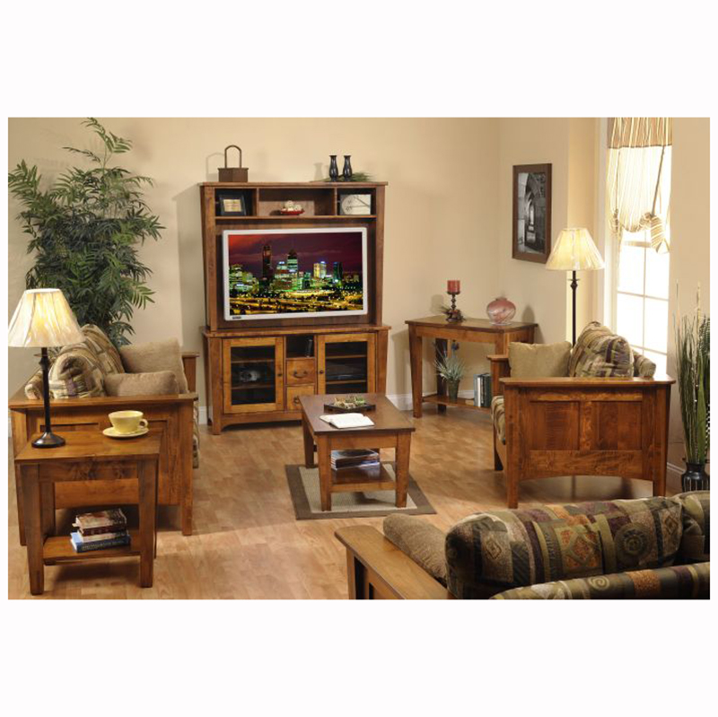 Urban Shaker Coffee Table Home Wood Furniture