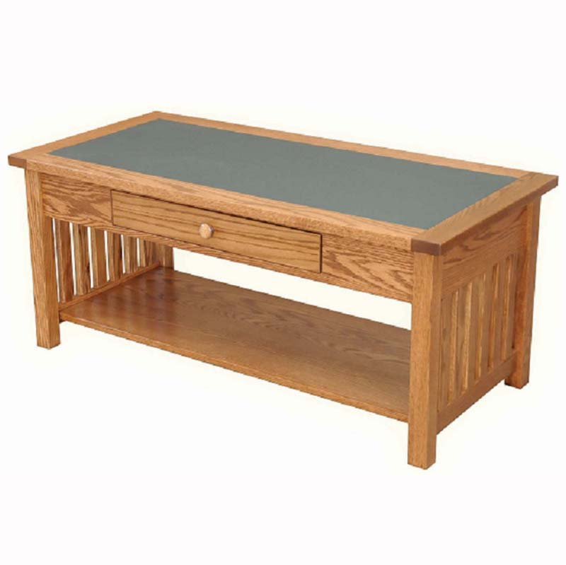 Mission Coffee Table Home Wood Furniture