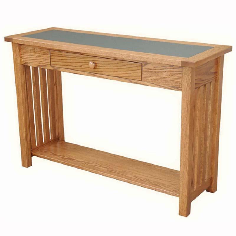 Mission Sofa Table Home Wood Furniture