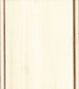 White Warm Brown Glaze stain sample