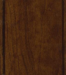 Windsor Cherry stain sample